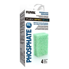 FLUVAL Flex/Espec/Evo Fosfato 4Pc