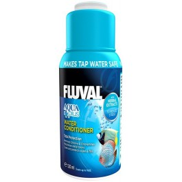 Fluval Aquaplus Acondicionador de agua, 120 ml