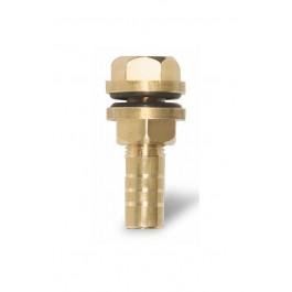 Fluval Plant Tijeras Curvas S Acero, 25cm