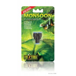 EXO TERRA Monsoon Conexión en Y