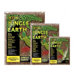 E.T SUSTRATO JUNGLE EARTH 8,8 LTS