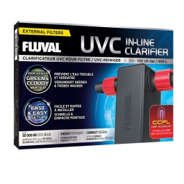 Fluval In-Line UVC Clarificador