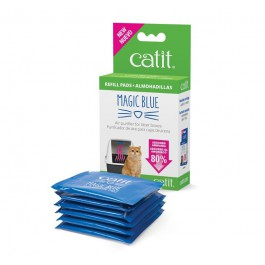 Catit Magic Blue, Recambio 6uds
