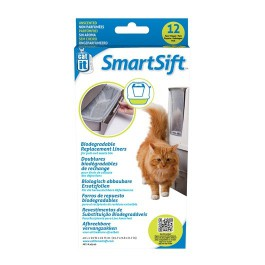Catit Smartsift Bolsa Recambio Inferior, 12 uds