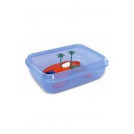 Catit Cabrio Puerta Superior Izq. Azul/Gris