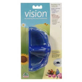 VISION Tazas para Semilla/Agua Azul